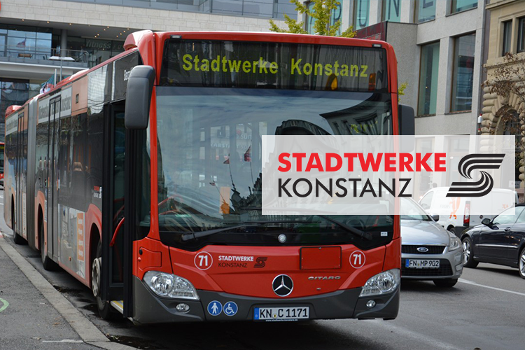 Referenzen - Stadtwerke - Konstanz - Bus