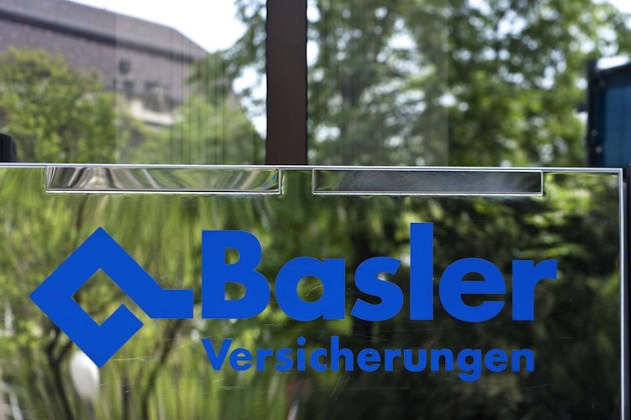 Referenzen - Basler Versicherungen AG - Logo
