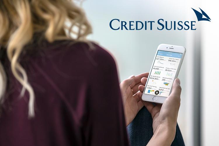 Referenzen - Credit Suisse - Intranet System